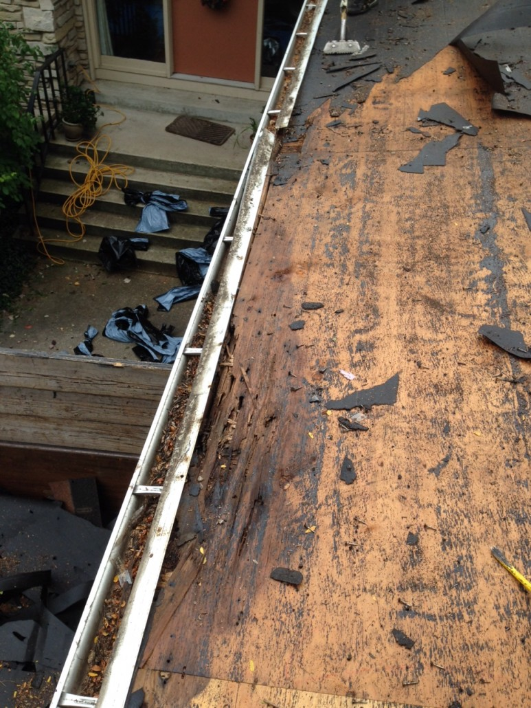 How To Find Roof Leak. Roof Leaks Diagnosis U Repair Guide With How ...